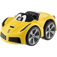 Chicco - Mini vehículo Ferrari F12 TDF Turbo