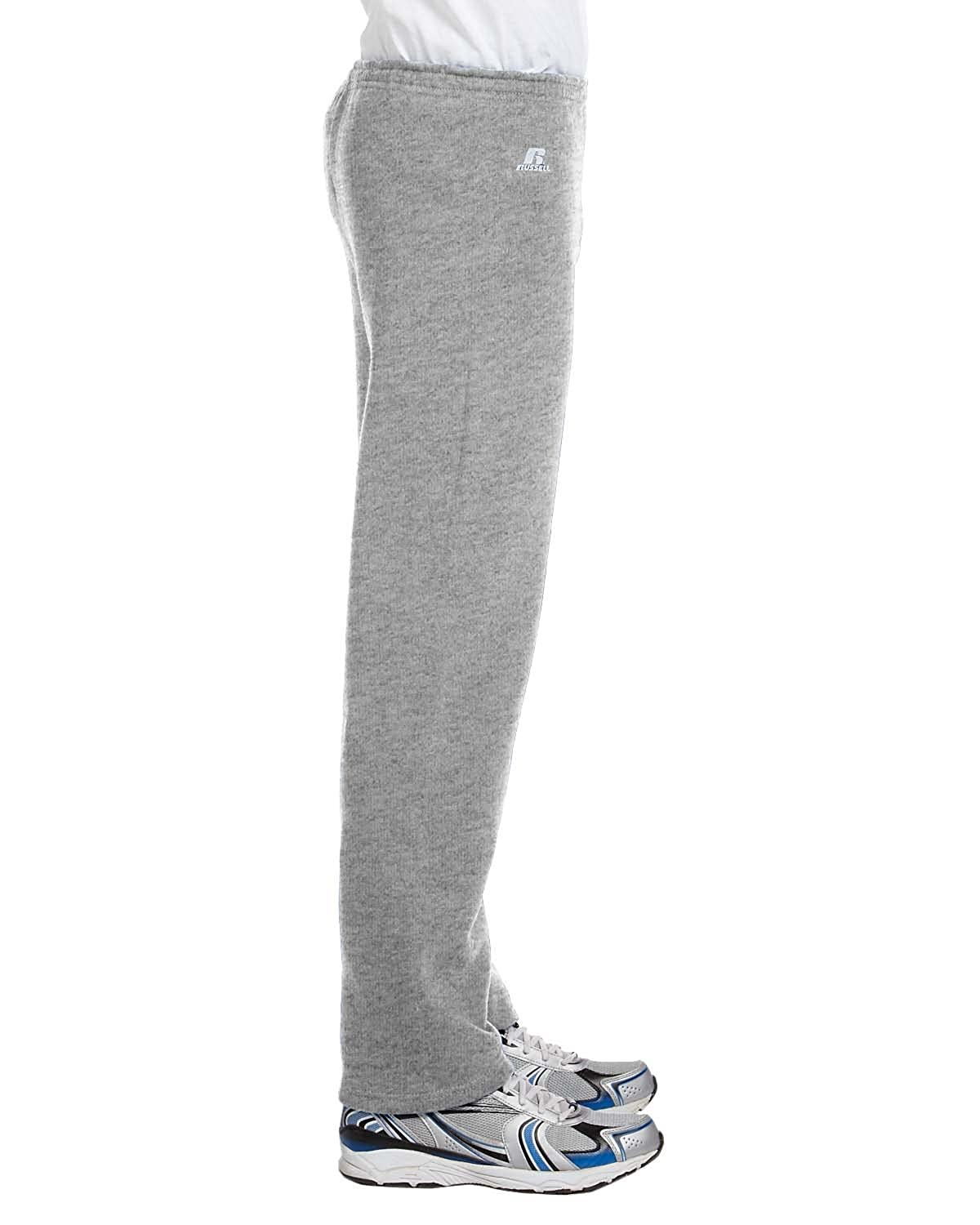 Russell Athletic Youth Dri-Power Fleece Open-Bottom Pant