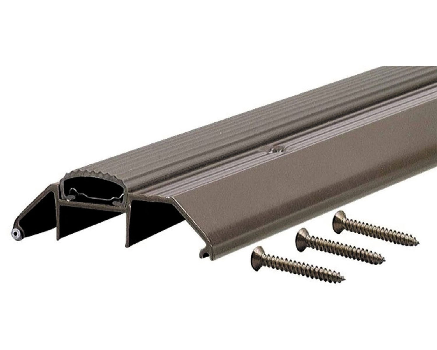 M-D Building Products 10017 36-Inch Deluxe High Threshold with Vinyl Seal by M-D Building Products
