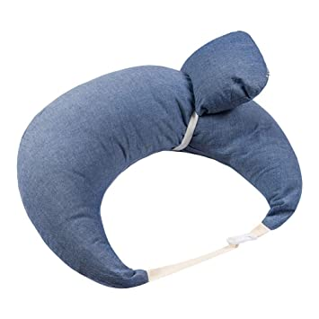 Sanxian Adjustable Breast Feeding Pillow Best for Mothers While Breast Feeding and Baby Sitting Soft and Safety Nursing Posture Pillow