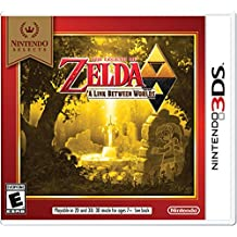 Nintendo Selects: The Legend of Zelda: A Link Between Worlds - 3DS