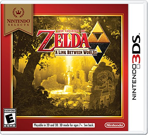 Nintendo Selects: The Legend of Zelda: A Link Between Worlds - - Legends The Stores At