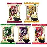 アマノフーズ フリーズドライ にゅうめん 5種10食セット(国産具材使用)
