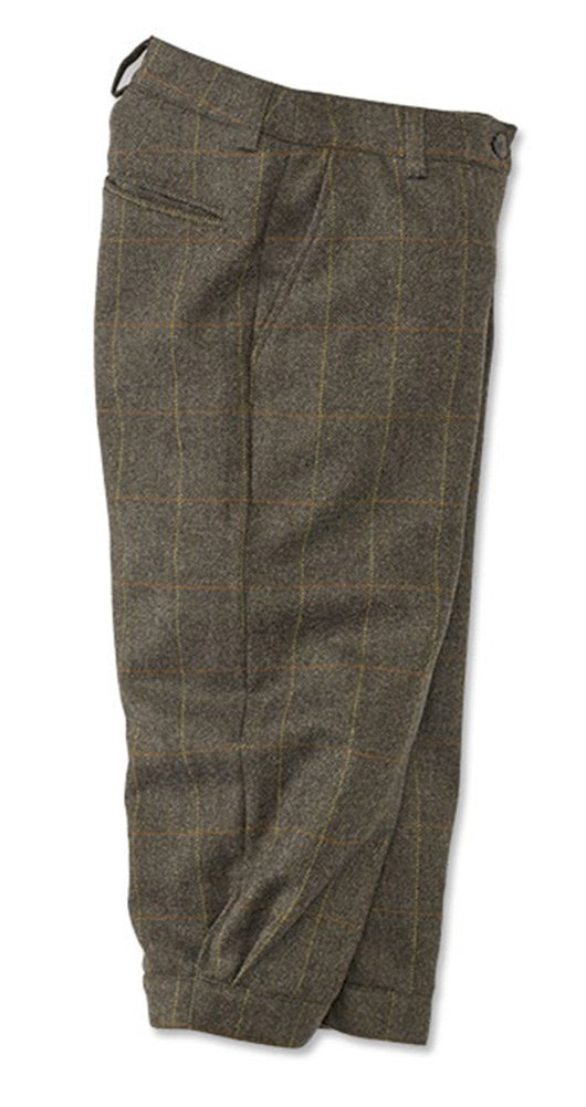 1920s Style Women's Pants, Trousers, Knickers, Tuxedo Orvis Laksen Ladies Tweed Breeks $369.00 AT vintagedancer.com