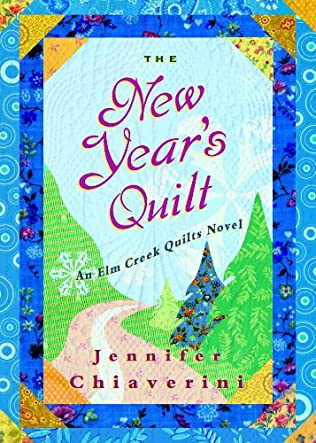 book cover of The New Year\'s Quilt