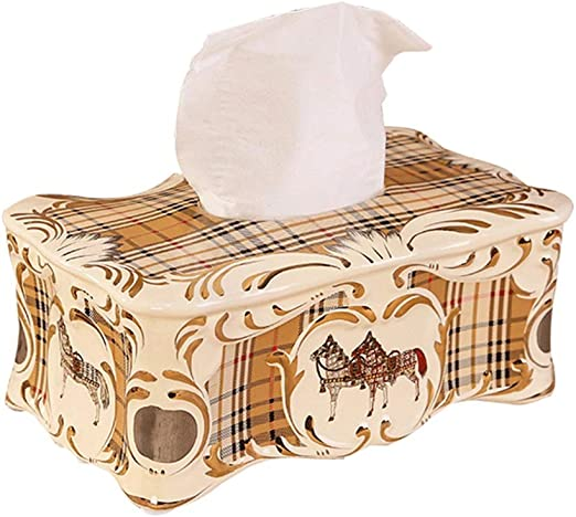 Amazon Com Tissue Box Toilet Paper Holders Storage Box Colorful
