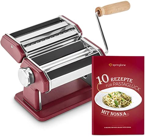 Tilia Five Piece Pasta Set, Plata - Robot de Cocina: Amazon.es
