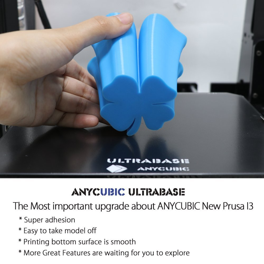 Anycubic Upgraded Full Metal I3 Mega 3D PRINTER with Ultra Base