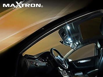 Maxtron Licht Innenraumbeleuchtung 6000k Kalt Weiß Beleuchtung Innenlicht Set Für Auto I30n I30 N Pd Ohne Panoramadach Auto