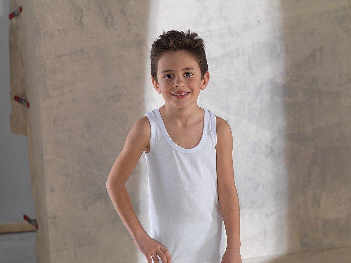 3 Pack Undershirt Crewneck Tees Super Soft Brix Boys Cotton White T Shirt