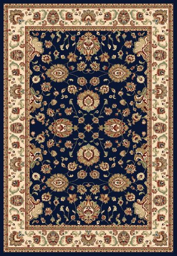 Concord Williamscollection Sultan Navy 8'9''X12'4'' Rug by Concord Global