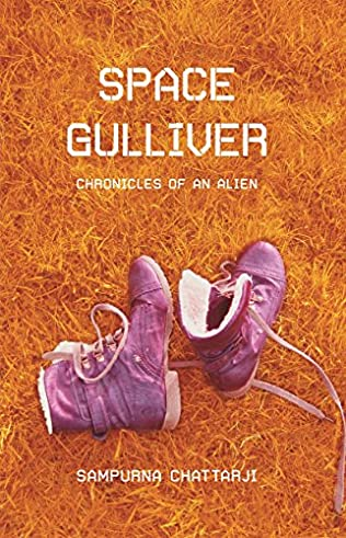 book cover of Space Gulliver