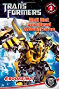 Transformers: Roll Out and Read Adventures (Passport to Reading)