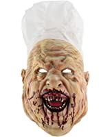 Hophen Creepy Scary Halloween Cosplay Costume Mask for Adults Party Favors or Huanted House Decoration Props