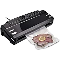 UniDargon Vacuum Sealer Machine,TVS-2140S Automatic Food Sealer Vacuum Packing Machine with Starter Kit and Vacuum Sealer Bags (BK8)