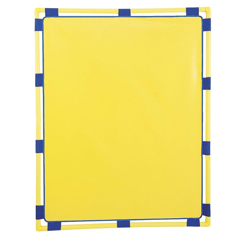 Big Screen 4' x 5' Divider Panel - Yellow