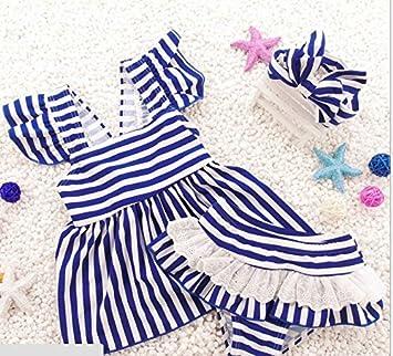 57fef69e132d3 Amazon.co.jp: ツバメ--屋 ベビー水着 女児水着 キッズ 女の子 女児水着 ...
