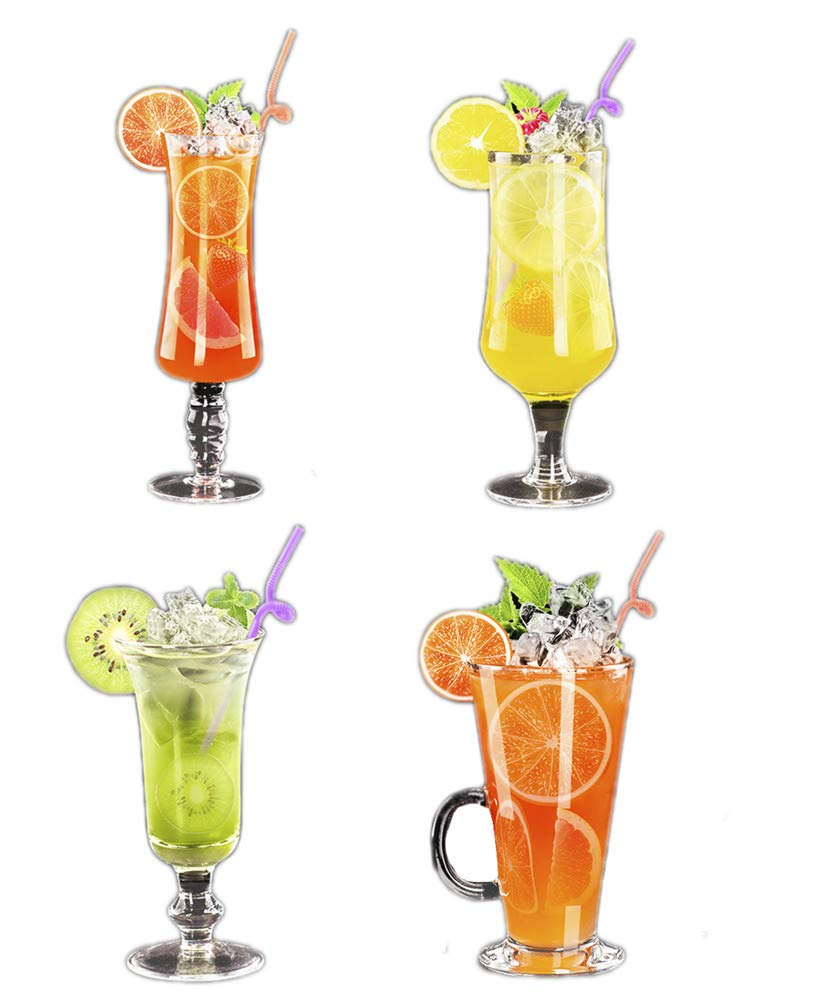 Glass Cup Juice Cup Cold Drink Tea Cup Outdoor Portable Home Creative Drink Sand Ice Cream Milkshake Drink Cup
