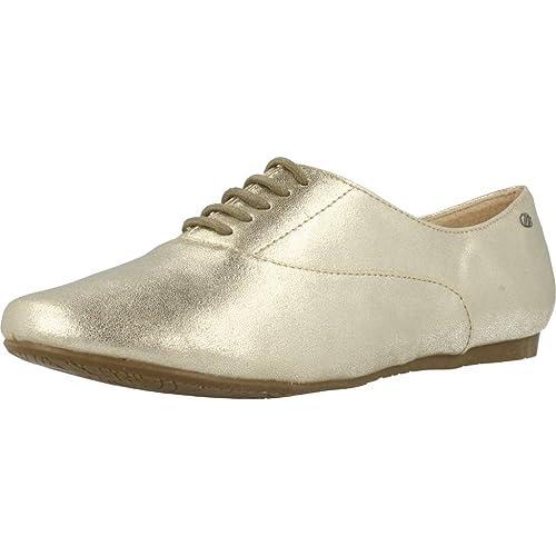 Zapatos para mujer, color Plateado , marca MUSTANG, modelo Zapatos Para Mujer MUSTANG 53012M Plateado