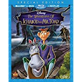 The Adventures Of Ichabod And  Mr. Toad [Blu-ray]