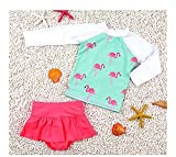 Jojobaby Baby Girls Kids 2Pcs Long Sleeve