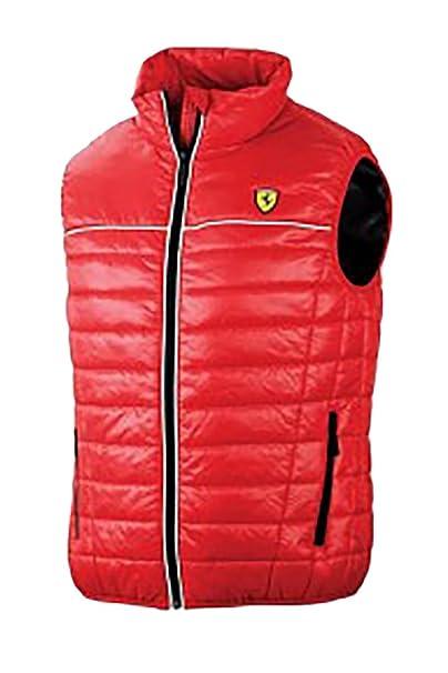 Ferrari - Chaqueta - Blusa - para hombre rojo S: Amazon.es ...