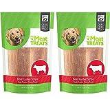 Only Natural Pet Beef Stripes Dog Chews 5 oz Bag 2 Pack