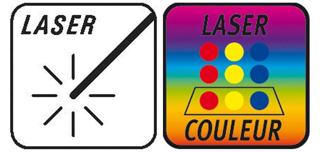Avery L7670R-25 hoch sichtbare Neon-Etiketten f/ür Laserdrucker rund 63,5 mm 12 pro Blatt 300 Etiketten rot