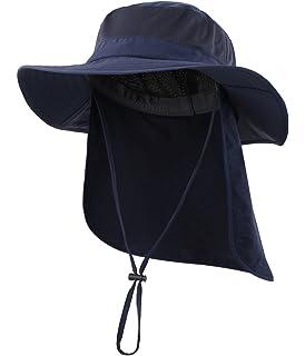 454d76dc7cf35 Home Prefer UPF50+ - Sombrero de Malla para Pesca con Capucha para el Cuello