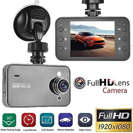 HD 1080P Hidden Car DVR Recorder Camera Dual Lens Night Vision Dash Cam US