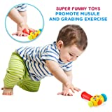 VATOS Baby Toys Light& Musical Baby Hammer Toy