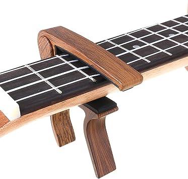LaDicha Guitarra Capo Cambio Rápido Tune Sintonizador Gatillo ...