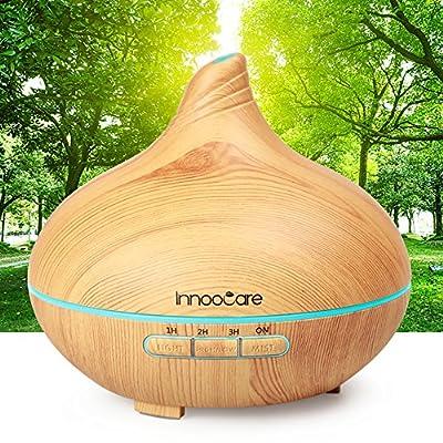Innoo Tech 300ml Essential Oil Diffuser for Bedroom