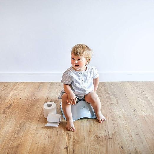 3 Jahre T/öpfchen mit Anti-Rutsch-Funktion LUPPEE stabiles Babytopf Pink 18 Monate bis ca Topf Baby f/ür Babys und Kinder Ab ca Hund und Katze