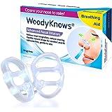 WoodyKnows Invisible Nasal Dilators, New Model, SML, 3 Counts