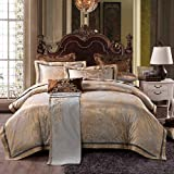 gel kitchen mats bed bath beyond TheFit Home Textile, h Flower 14 Family Set, Chid Bed Duvet Luxury Romantic Bedroom 4 Pcs Silk & Cotton , King & Queen Bed (King)