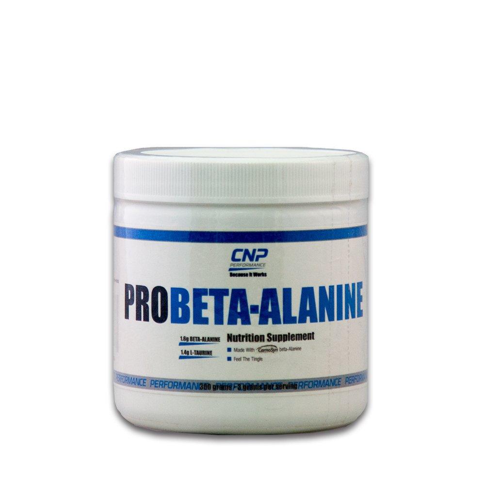 CNP ProBeta-Alanine Pre-Workout Boost Reduce Lactic Acid | 300g, Unflavored