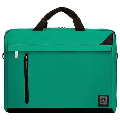 15.6 Inch Laptop Briefcase Protective Messenger Bag Nylon Shoulder Bag Multi-functional Hand Bag For Laptop Ultrabook Tablet Macbook Dell HP Acer Asus Lenovo Men Women Business School