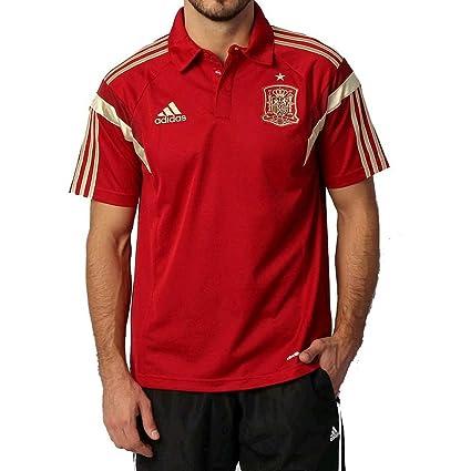 Adidas Polo Selección Española -Rojo- 2014