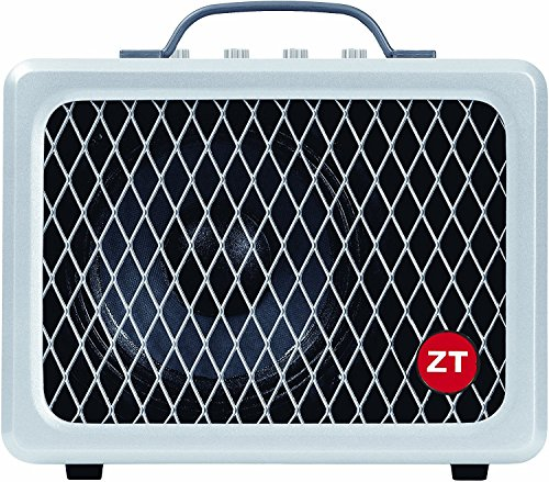 ZT Amplifiers Lunchbox 200-watt Class A/B Guitar Amplifier with 6.5-inch Internal Speaker from ZT Amplifiers