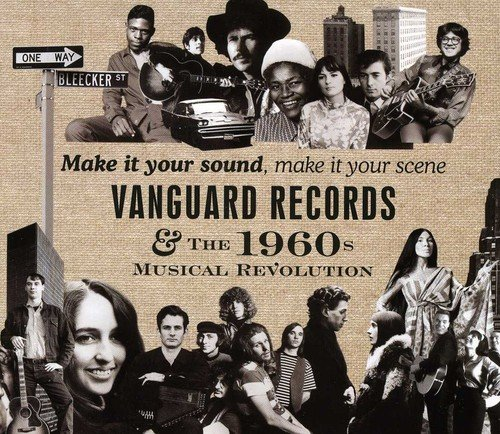 VA-Make It Your Sound Make It Your Scene Vanguard Records And The 1960s Musical Revolution-4CD-FLAC-2012-NBFLAC Download