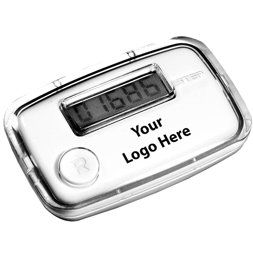 Stride Pal Step Meter - 50 Quantity - $3.75 Each - PROMOTIONAL PRODUCT / BULK / BRANDED with YOUR LOGO / CUSTOMIZED
