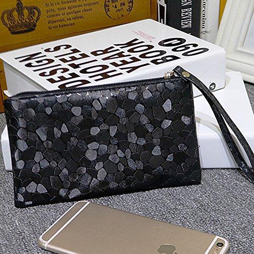 zise violet Noir violet Pochette 018 FX04 femme pour Aipark Cwpqtx60RC