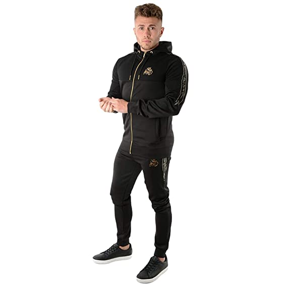 Kings Will Dream | KWD Crawton 850 Tracksuit Set - Black