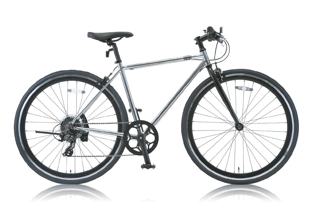 DP780(ディーピー780) 700Cクロスバイク シマノ8段変速 DP-708M(480mm) TITAN (2015)   B00W9O3X72