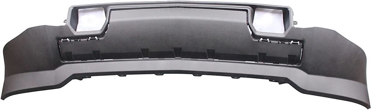 CPP Front Bumper Deflector for 07-13 Chevrolet Silverado 1500