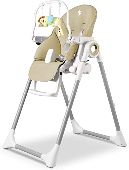 Stylish Baby Seat with Cushion for Comfort Adjustable and