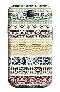 Vintage Color Pattern Samsung galaxy case