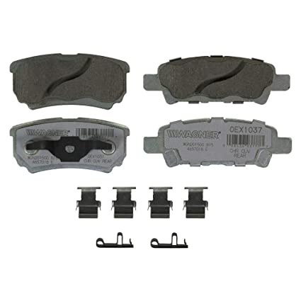 Wagner OEx Ceramic Disc Brake Pad Set (OEX1037)