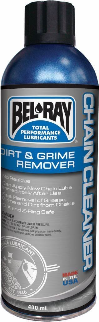 BEL RAY - 36028 : Spray 400 Ml Bel-Ray Chain Cleaner